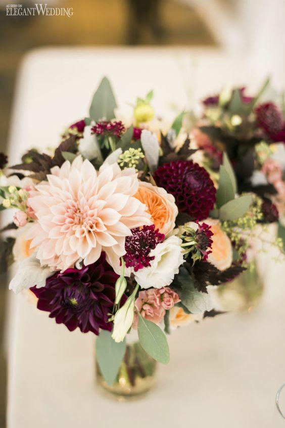 Jesienne dekoracje weselne – inspiracje