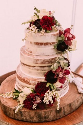 Jesienne dekoracje weselne – ozdoby