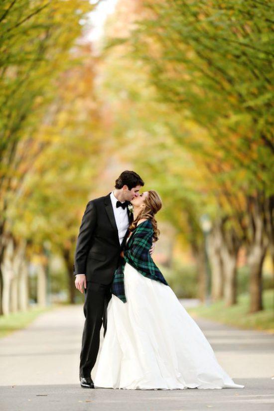 Jesienne dekoracje weselne – Jesienna Panna Młoda