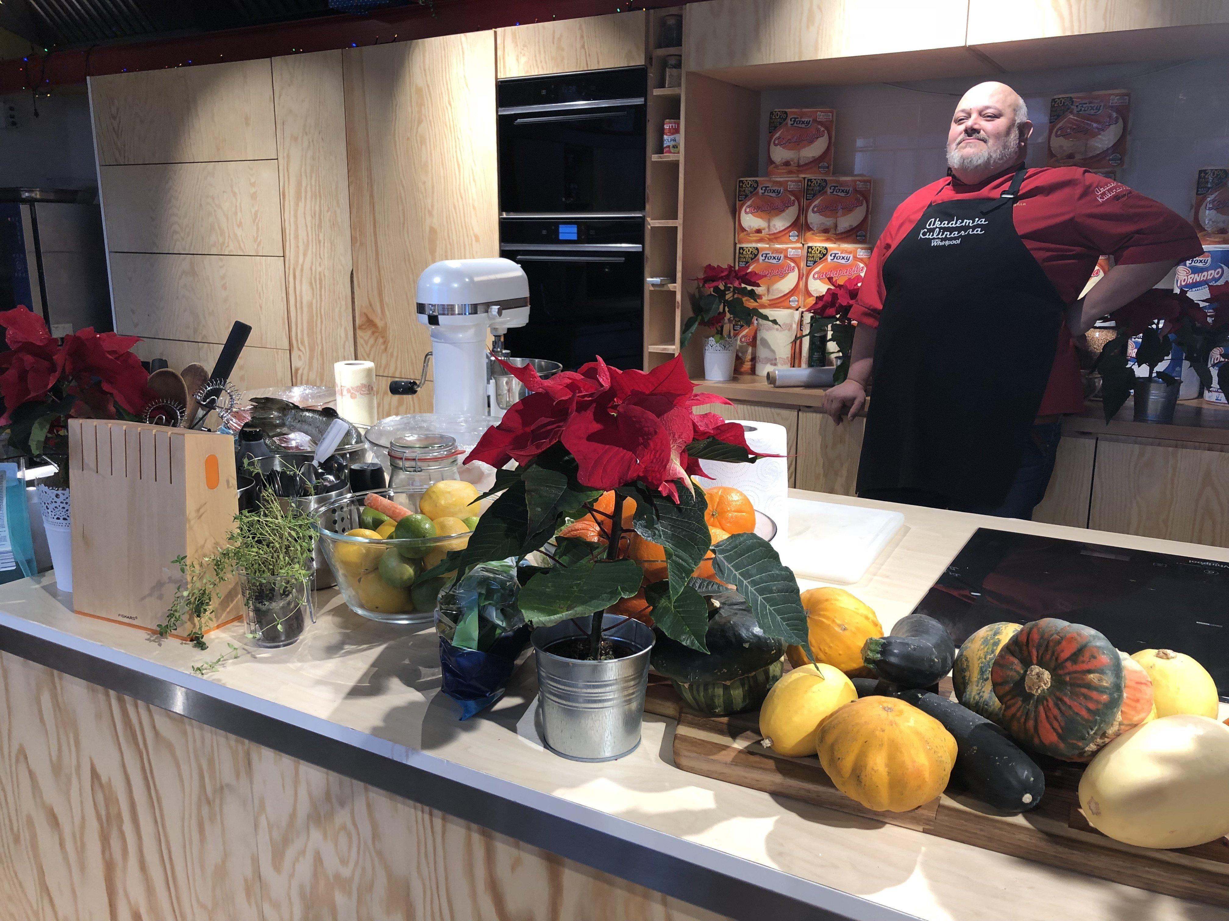 akademia kulinarna whirlpool - 1