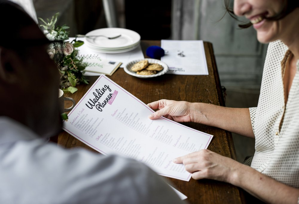 Organizacja ślubu - planner