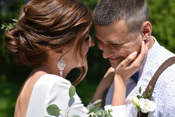 kamerzysta na wesele para młoda