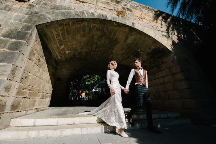 kamerzysta na wesele trendy ślubne 2020