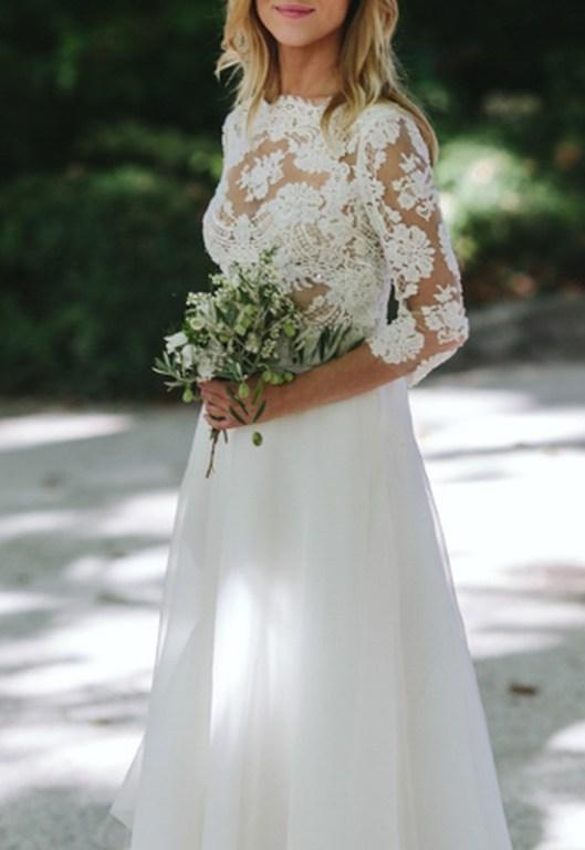 kasia tusk pokazała suknię ślubną - zdjęcie 3