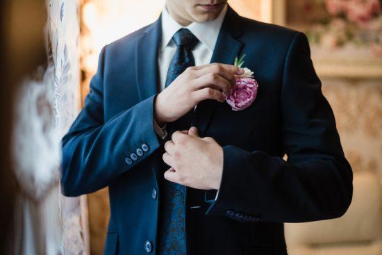 Zabiegi dla Pana Młodego przed ślubem