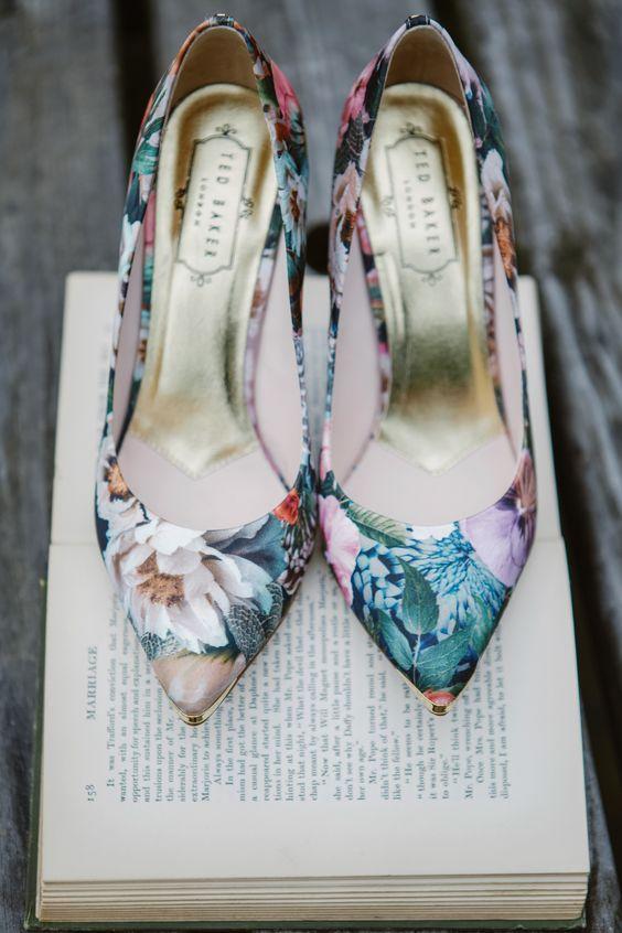 acb28764 Kolorowe buty ślubne - Wedding.pl inspiruje i podpowiada