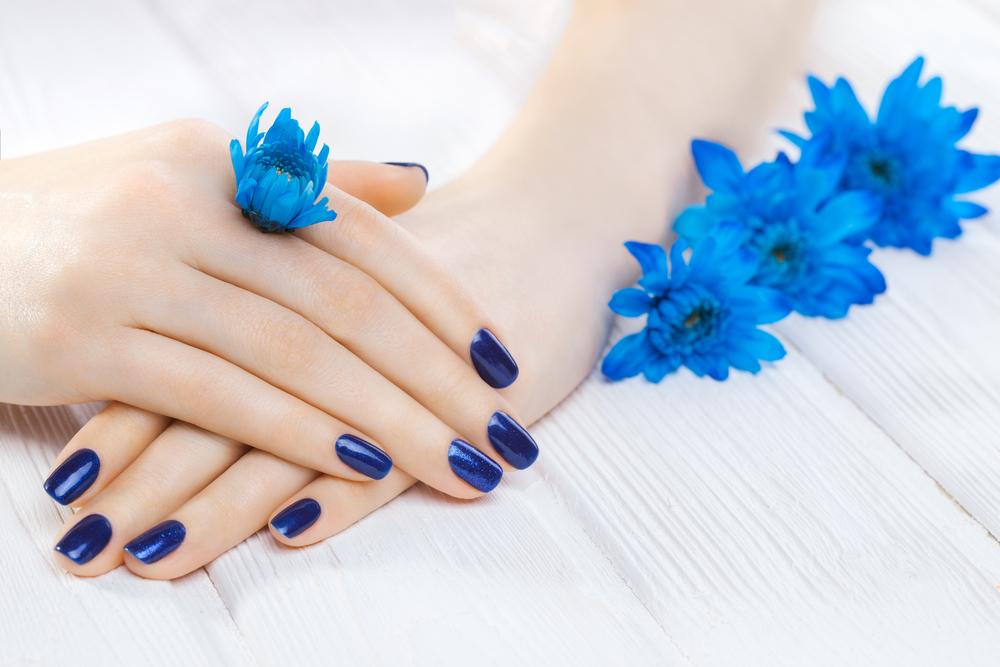 manicure ślubny - zdjęcie 6