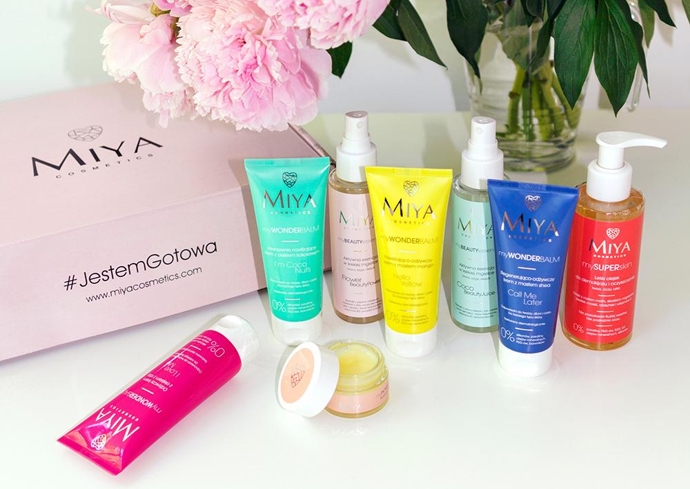Konkurs MIYA Cosmetics #JestemGotowa - zdjęcie 1
