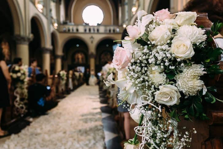 organizacja wesela ślub kościelny
