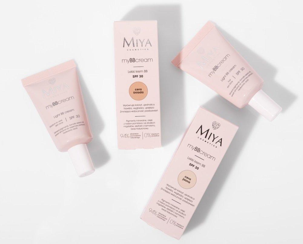 Krem BB Miya Cosmetics