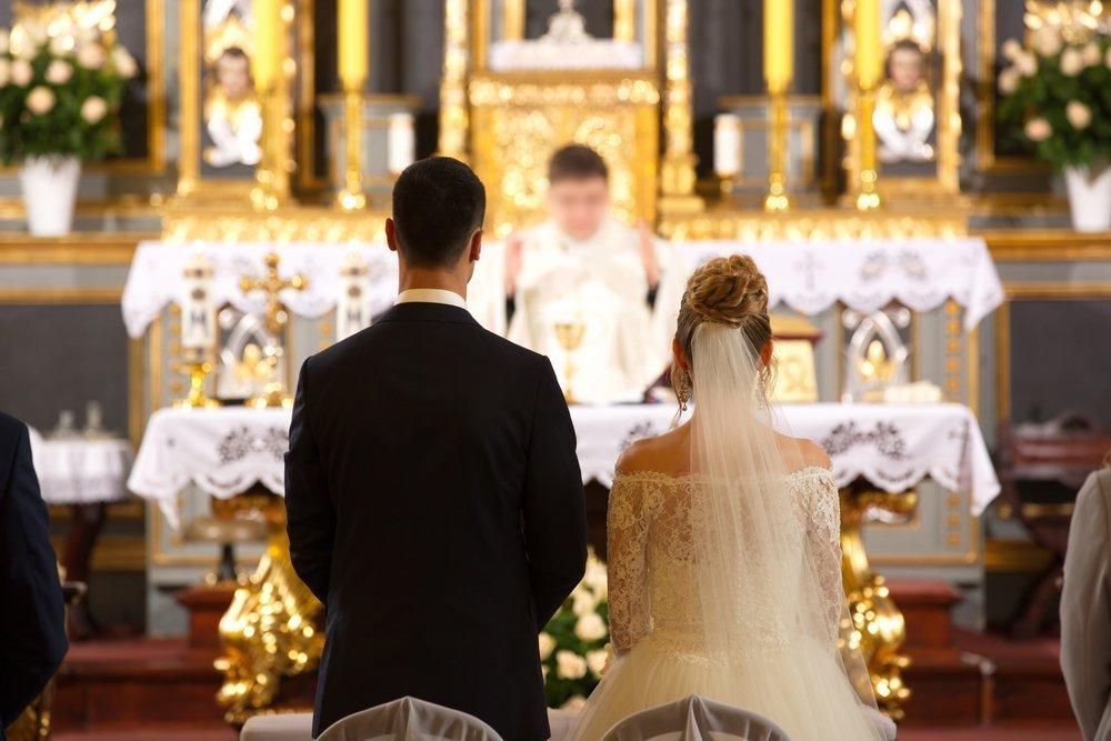 Ile kosztuje ślub kościelny - cenniki