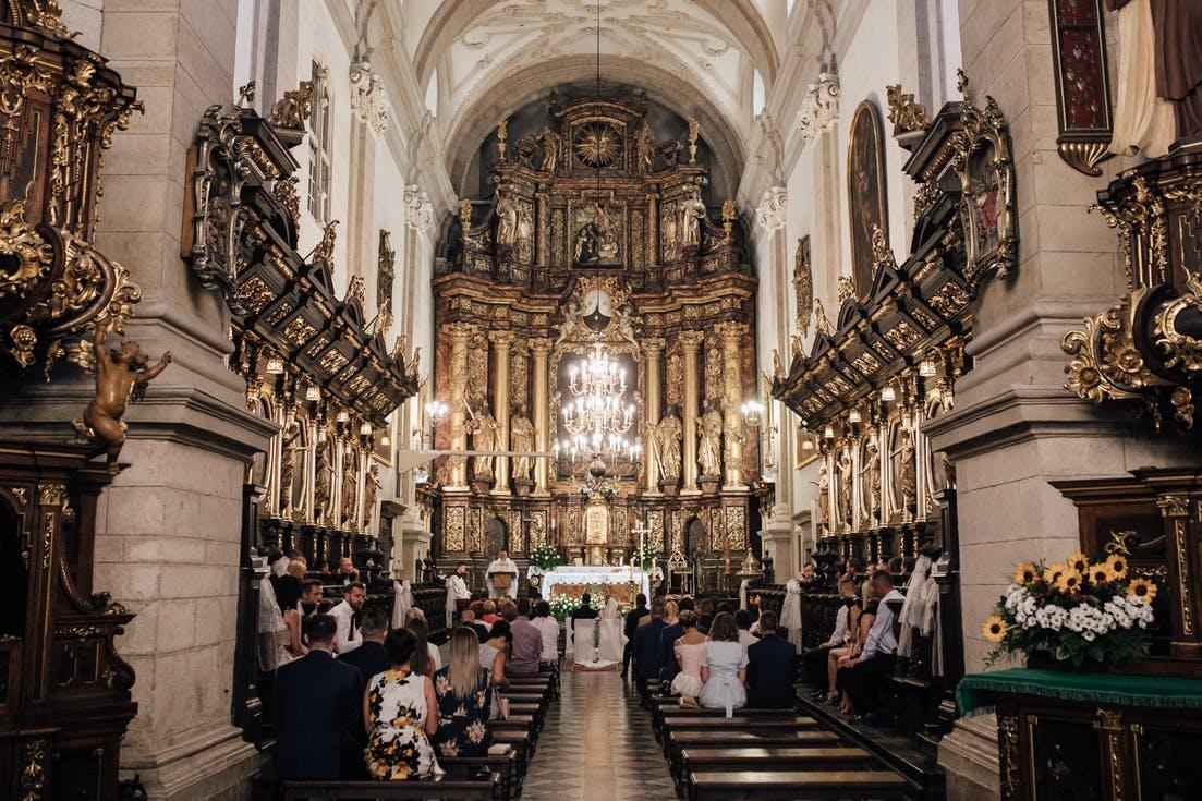 cena ślubu kościelnego