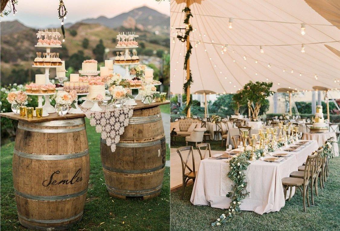 wesele w plenerze - koszt