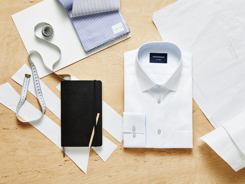 koszula szyta na miarę - zdjęcie 1