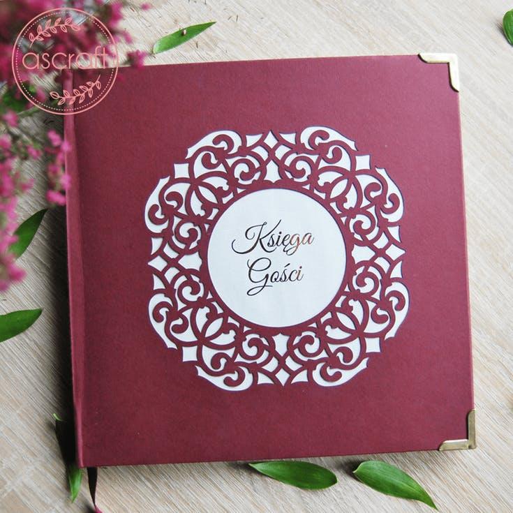 weselna Księga gości