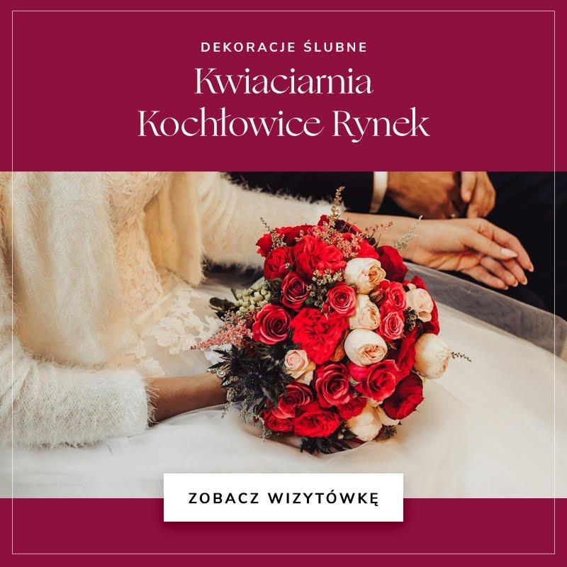 Kwiaciarnia Kochłowice Rynek