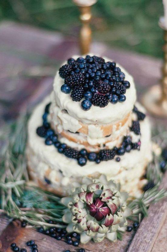 Leśny motyw przewodni na weselu - zdjęcie 16