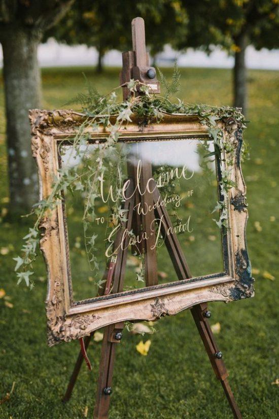 Leśny motyw przewodni na weselu - zdjęcie 12