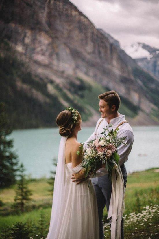 Leśny motyw przewodni na weselu - zdjęcie 8