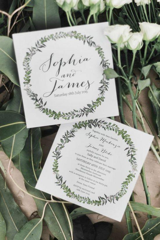 Leśny motyw przewodni na weselu - zdjęcie 3