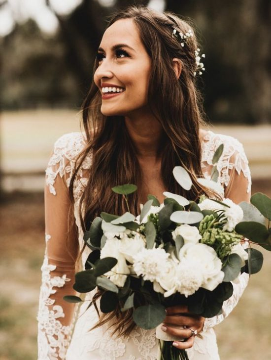 Leśny motyw przewodni na weselu - zdjęcie 4