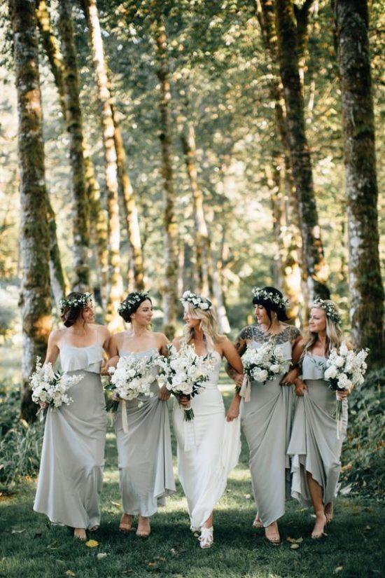 Leśny motyw przewodni na weselu - zdjęcie 9