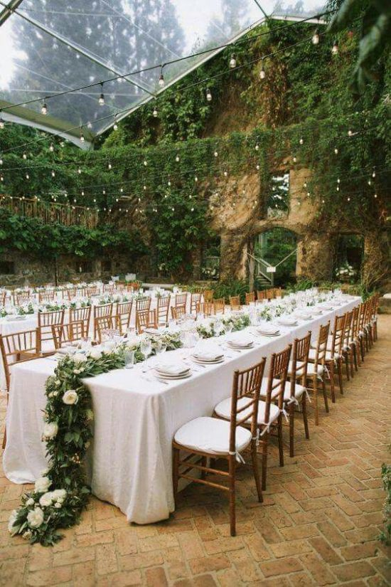 Leśny motyw przewodni na weselu - zdjęcie 15