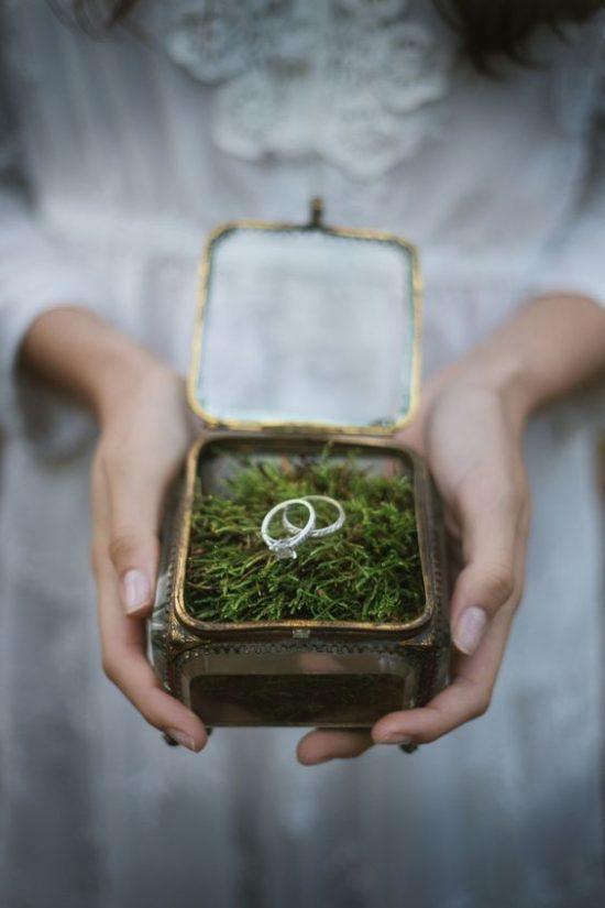 Leśny motyw przewodni na weselu - zdjęcie 11