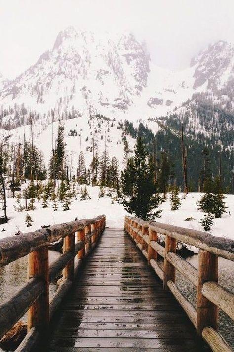 Podróż poślubna w zimie - 8