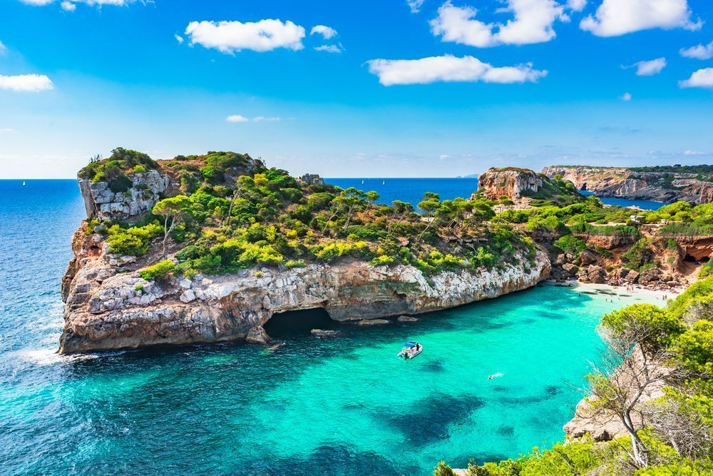 Podróż poślubna - Hiszpania, Majorka