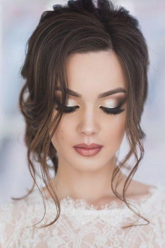 Makijaż ślubny 2020 - rzęsy