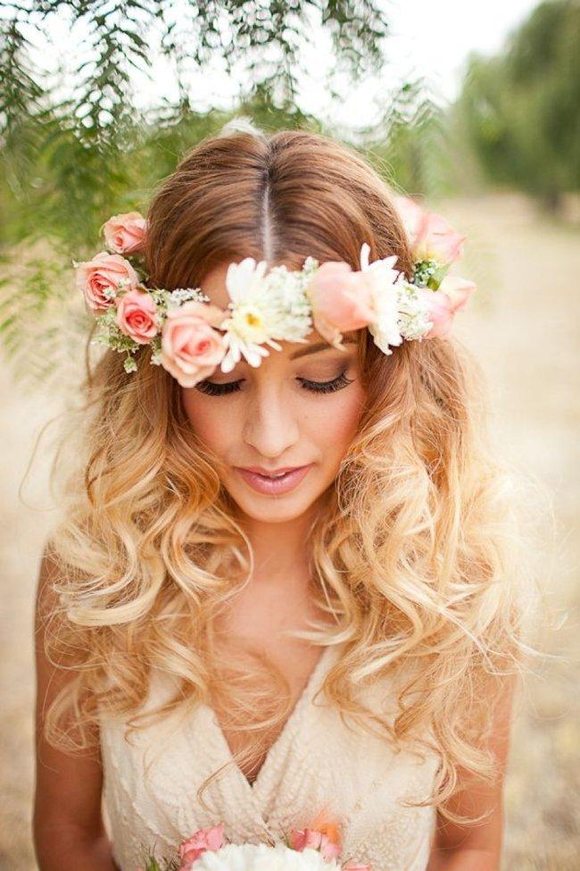 makijaże ślubne dla blondynek