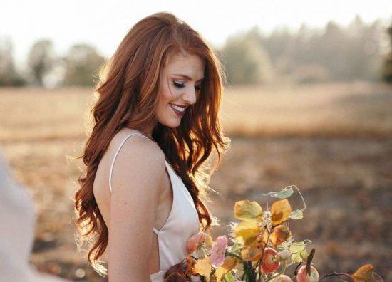 Makijaż ślubny dla rudowłosych - zdjęcie 10