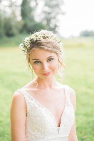 Makijaż ślubny do sesji zdjęciowej - zdjęcie 4