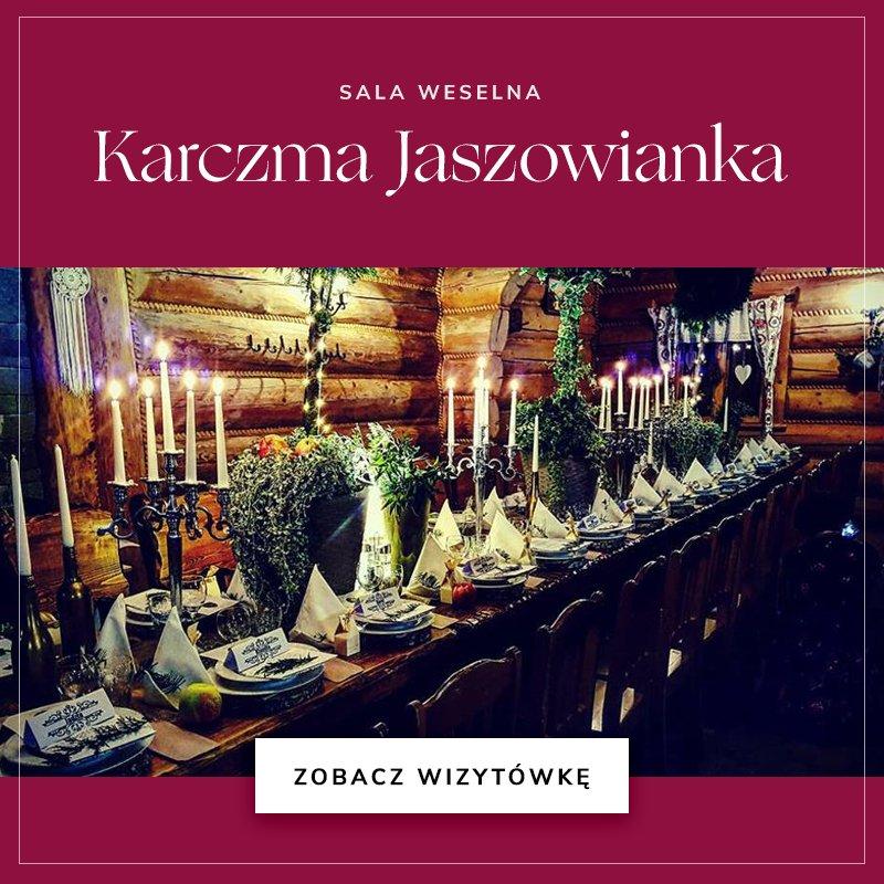 małe sale weselne - Karczma Jaszowianka