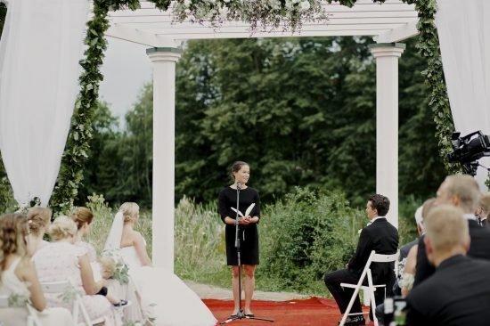 Malin i Espen - norweskie wesele - zdjęcie 41