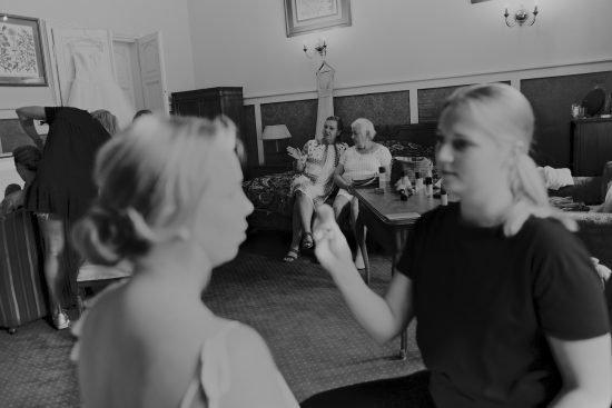 Malin i Espen - norweskie wesele - zdjęcie 34
