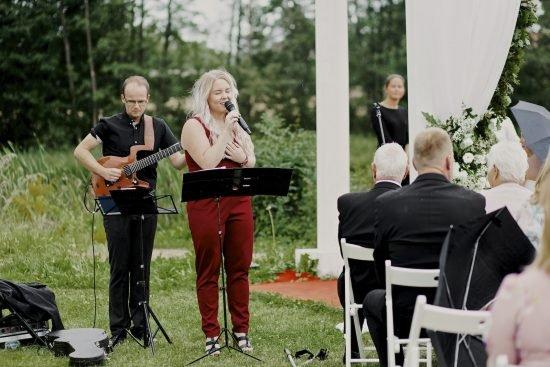 Malin i Espen - norweskie wesele - zdjęcie 33