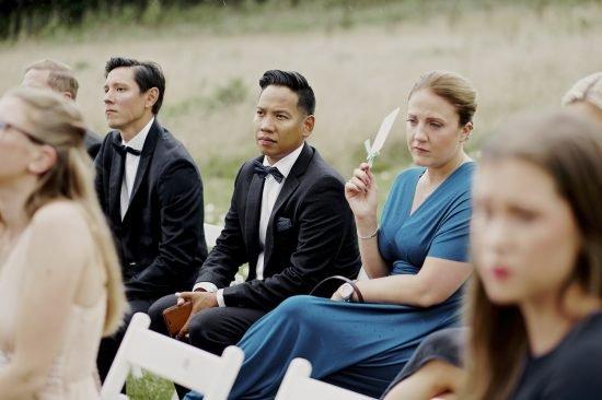Malin i Espen - norweskie wesele - zdjęcie 31