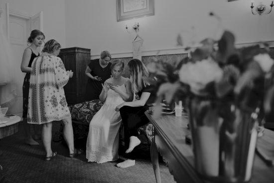 Malin i Espen - norweskie wesele - zdjęcie 30
