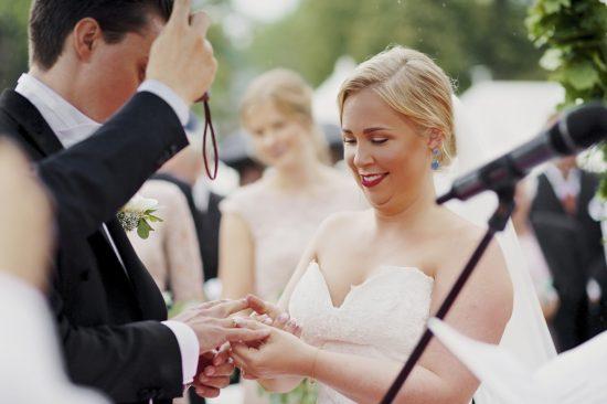 Malin i Espen - norweskie wesele - zdjęcie 27