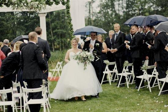Malin i Espen - norweskie wesele - zdjęcie 22
