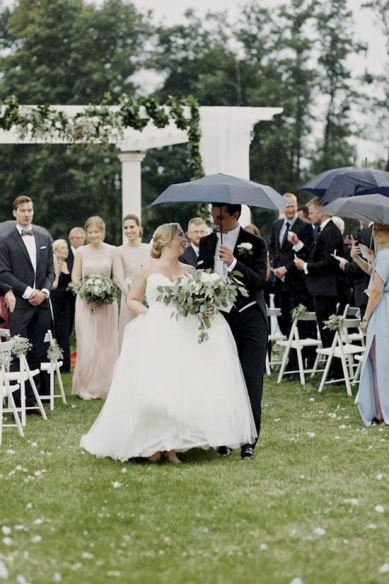 Malin i Espen - norweskie wesele - zdjęcie 21