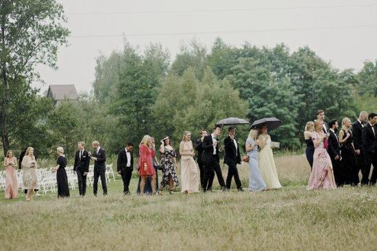 Malin i Espen - norweskie wesele - zdjęcie 20