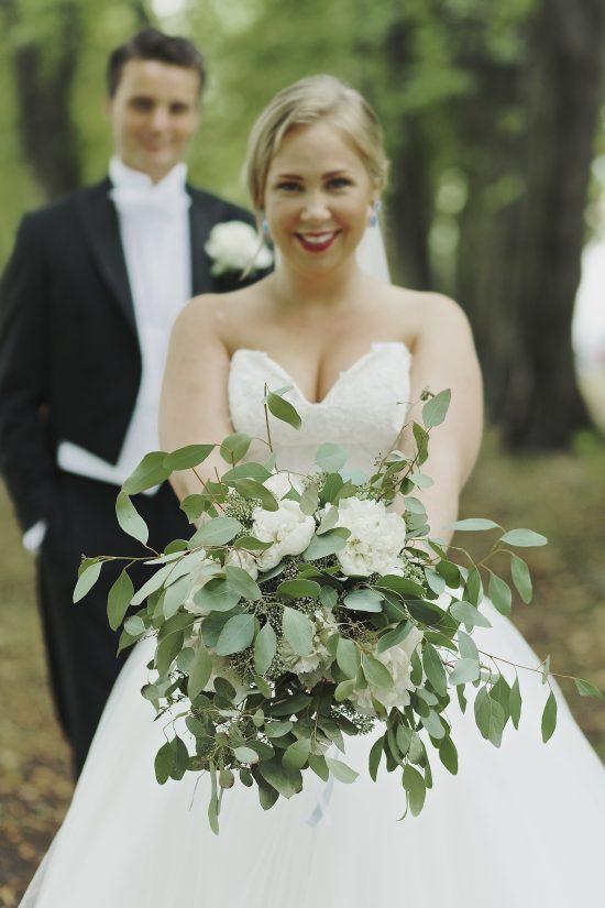 Malin i Espen - norweskie wesele - zdjęcie 14