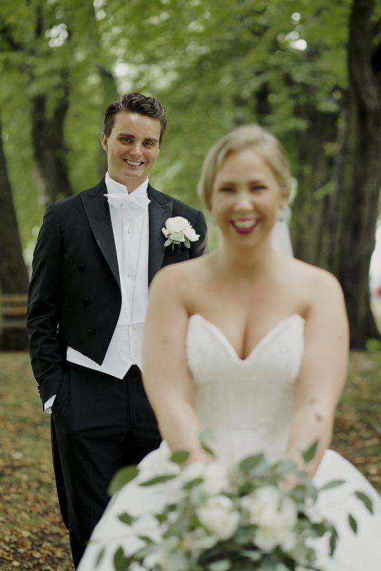 Malin i Espen - norweskie wesele - zdjęcie 13