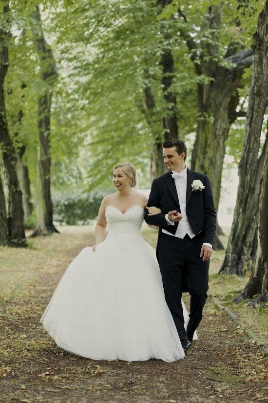 Malin i Espen - norweskie wesele - zdjęcie 18