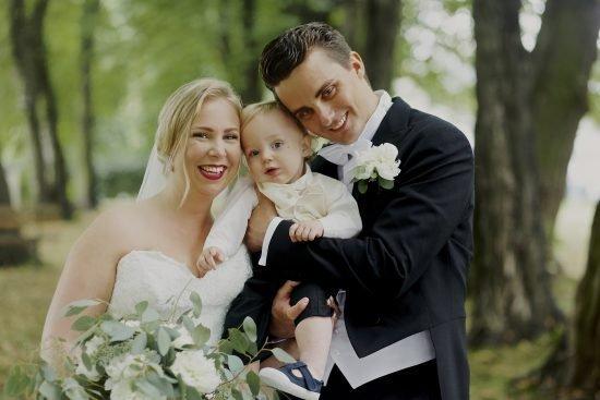 Malin i Espen - norweskie wesele - zdjęcie 12