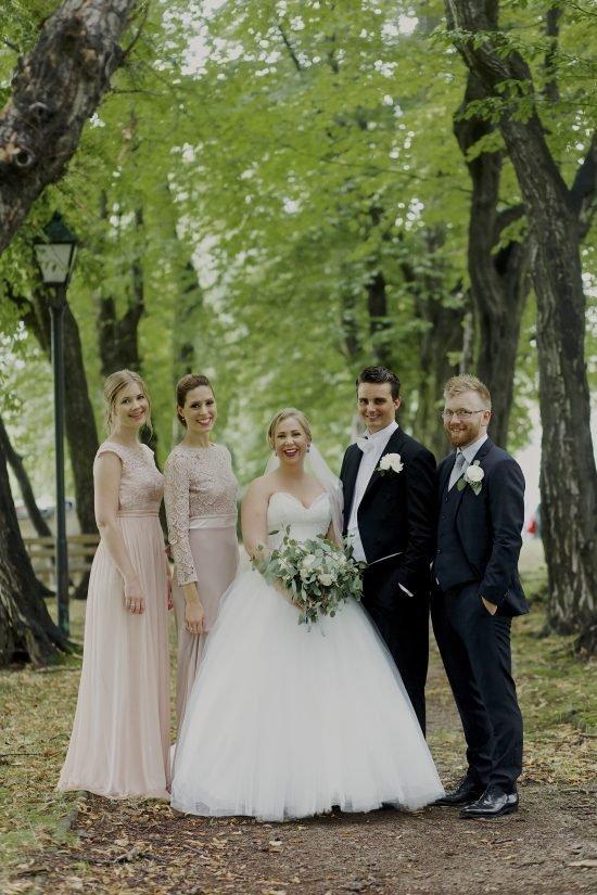 Malin i Espen - norweskie wesele - zdjęcie 10