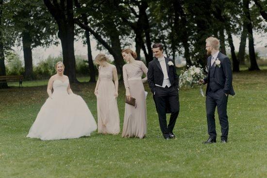 Malin i Espen - norweskie wesele - zdjęcie 9